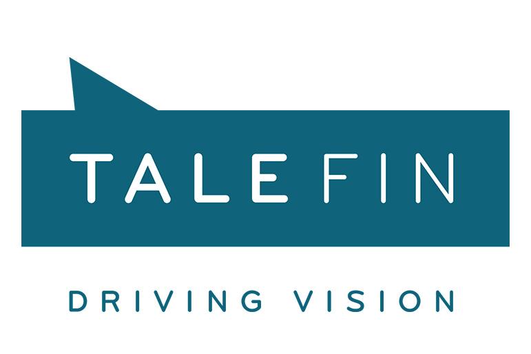 TaleFin logo