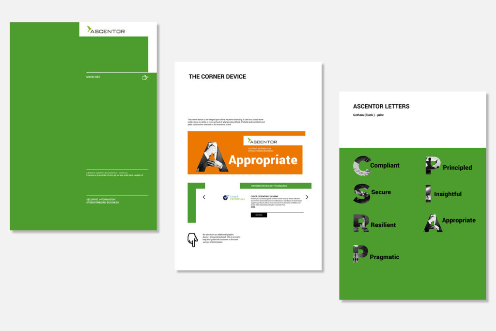 Ascentor Brand Guidelines
