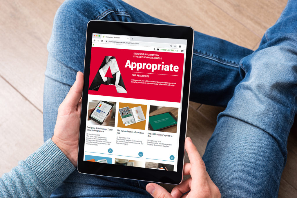 Ascentor Website