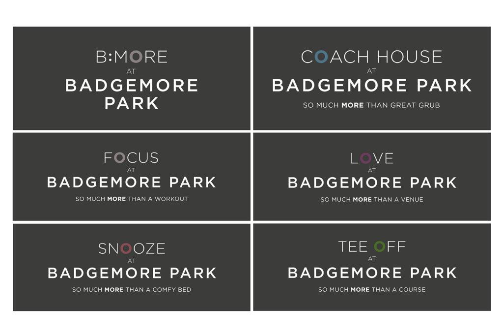 Badgemore Park