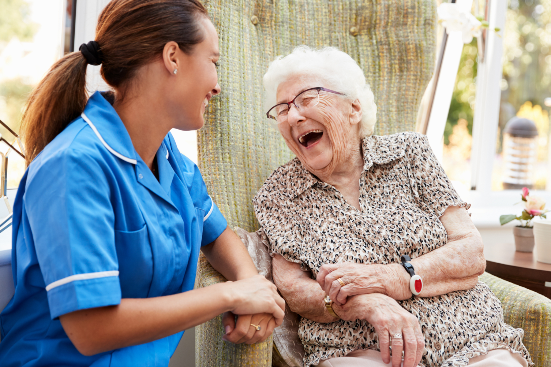 Journey working in the care sector